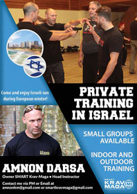 Private Training in Israel with Amnon Darsa