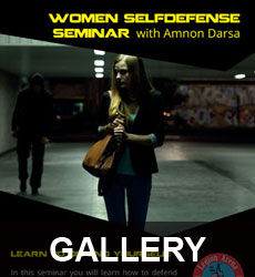 Woman Self Defense Seminar